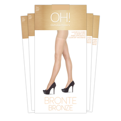 Bronte Bronze 10 - Packs - Monthly Subscription - Oohlalaa Hosiery!