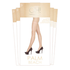 Palm Beach 5 Pack - Oohlalaa Hosiery!