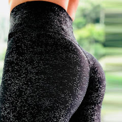 GYM FITNESS LEGGINGS - Oohlalaa Hosiery!
