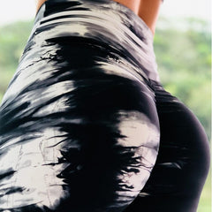PUSH UP WORKOUT LEGGINGS - Oohlalaa Hosiery!