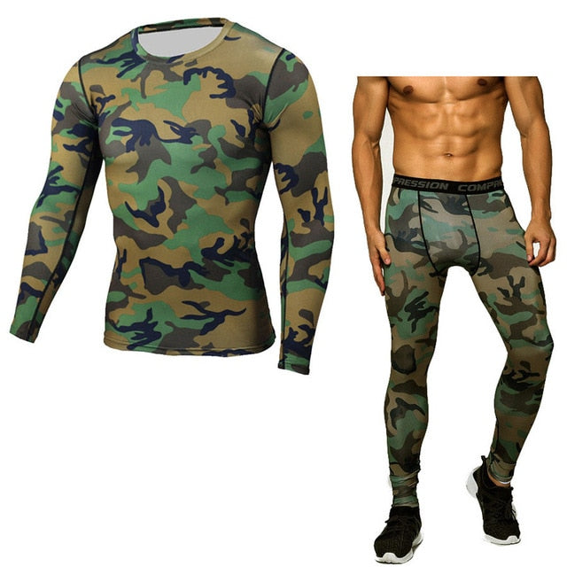 MILITARY GYM WEAR - Oohlalaa Hosiery!
