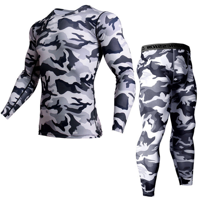 MILITARY GYM TRAINING SUIT - Oohlalaa Hosiery!
