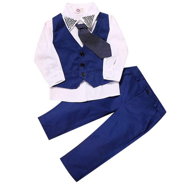BOYS 3PC PANTS SET - Oohlalaa Hosiery!