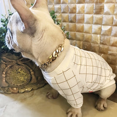 SOFT COTTON DOG SWEATSHIRT - Oohlalaa Hosiery!