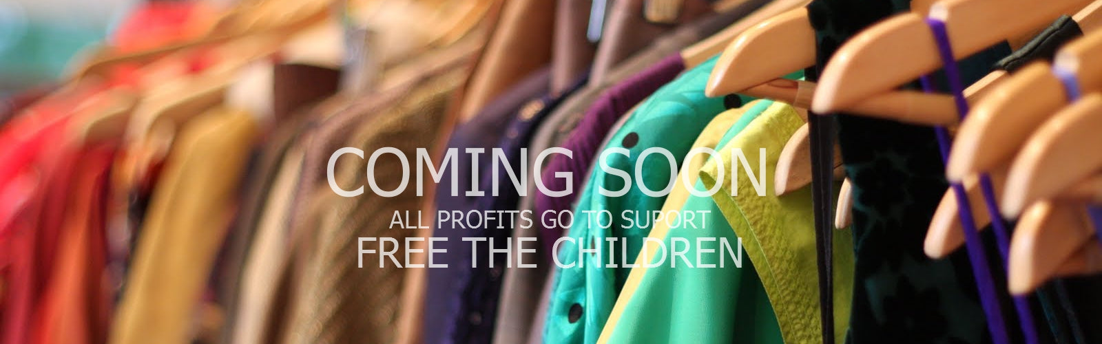 Coming soon Free the children