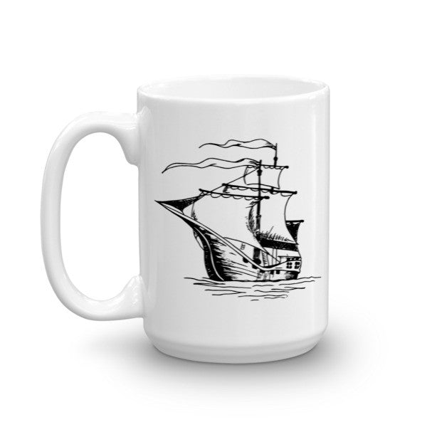 Wandering Heart Mug - Adult