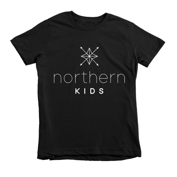 Tops - Northern Kids Organic Short Sleeve Kids T-Shirt