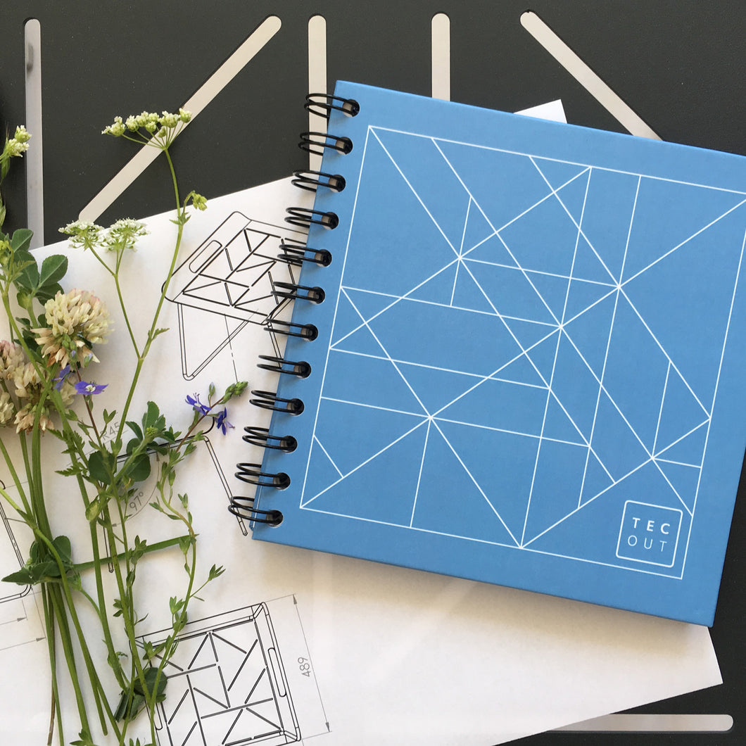 TEC OUT notebook