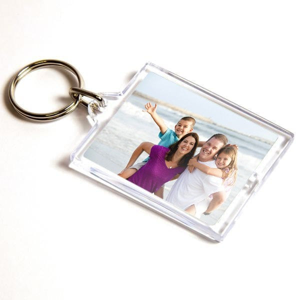 Personalised Keyring 45mm x 35mm