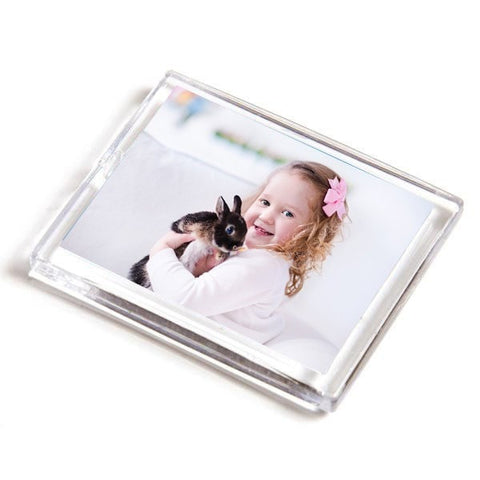 Personalised Fridge Magnet 45mm x 35mm