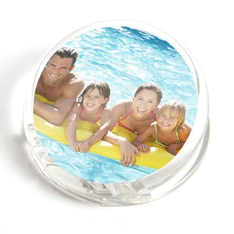 Personalised Fridge Magnet 51mm Round