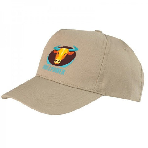 Personalised Flat Peak Cap