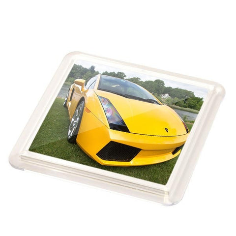 Personalised Coaster 80mm Square