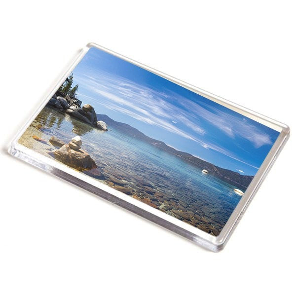 Personalised Fridge Magnet 90mm x 60mm