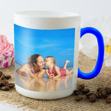 Heat Colour Change Mug in Choice of Colours
