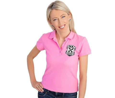 Personalised Ladies Polo Shirt