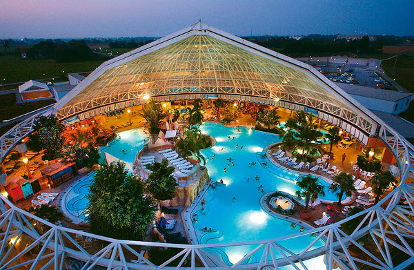 Therme erding  Urlaubsfeeling Therme Wellness