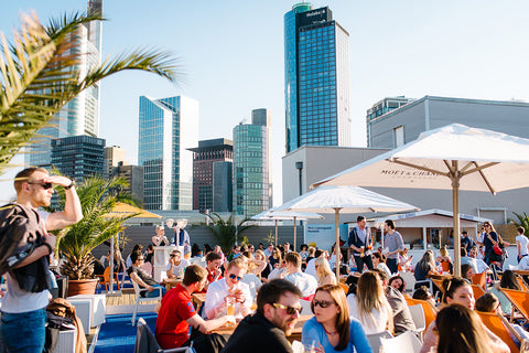 rooftop bars sommer 2017 Cocktail Party