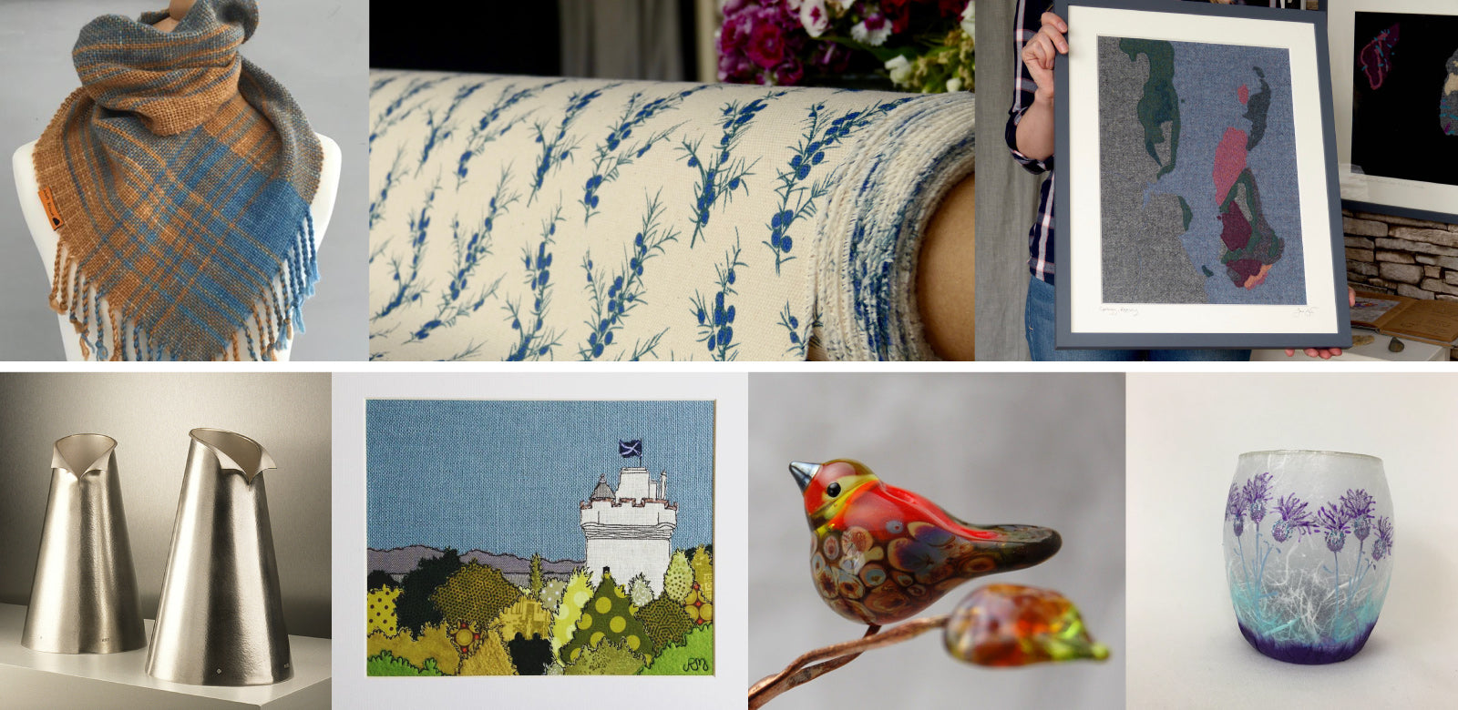 Artists Craft Makers and Designers in Ayrshire