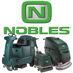 Nobles Floor Machine Sweepers and Scrubbers