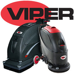 Viper Walk Behind Floor Sweepers and Scrubbers