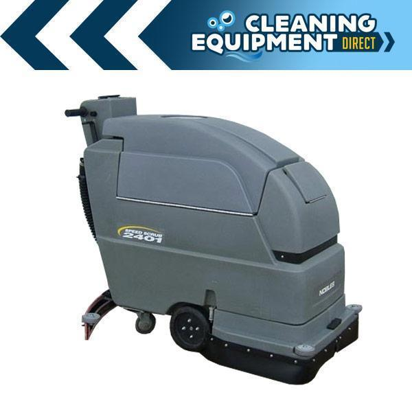 Nobles SpeedScrub 2401 Walk Behind Scrubber