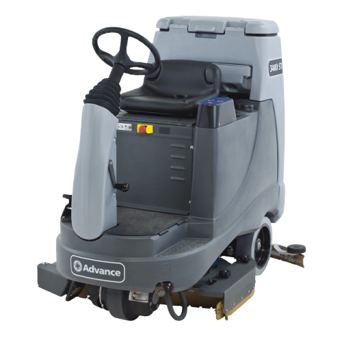 New Nilfisk Advance 2800 3400 ST Rider Scrubber