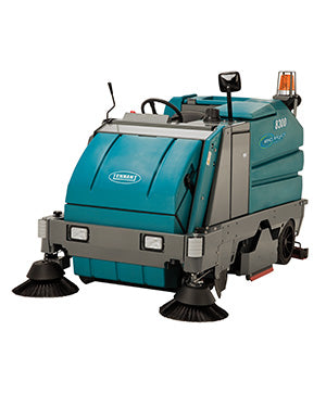 Tennant 8300 Battery Powered Rider Floor Sweeper/Scrubber - Refurbished