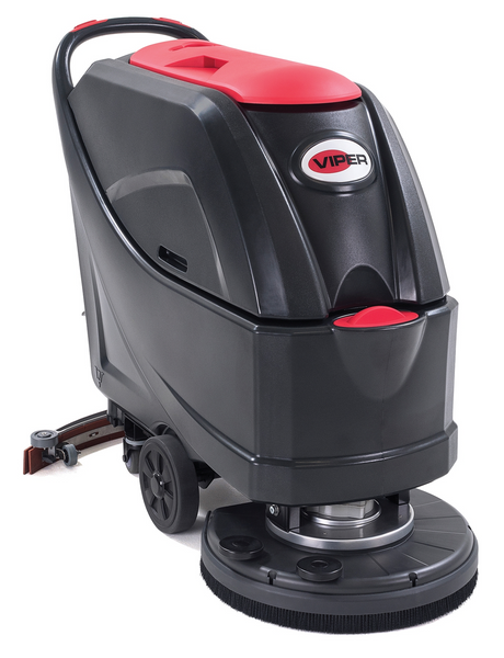 "Viper AS5160T Walk Behind 20"" Disc Floor Scrubber"