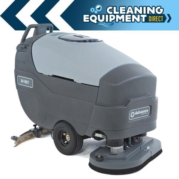 Advance 34 RST Commercial Walk-Behind Floor Scrubber