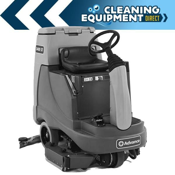 Advance 3400 ST Rider Scrubber