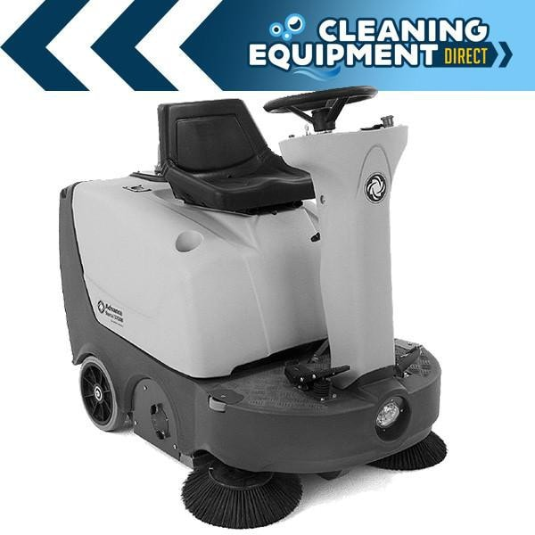 Advance TERRA 3700B Rider Sweeper