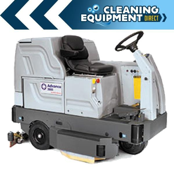 Nilfisk Advance 3800 Rider Floor Scrubber