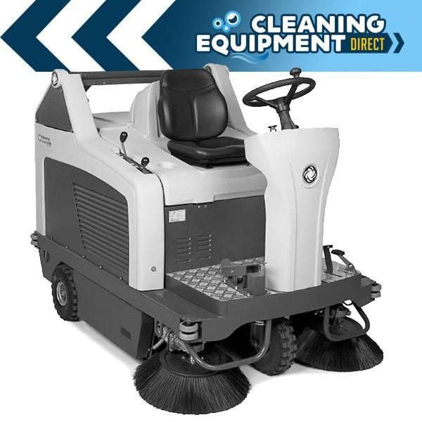 Advance TERRA 5200B Rider Sweeper