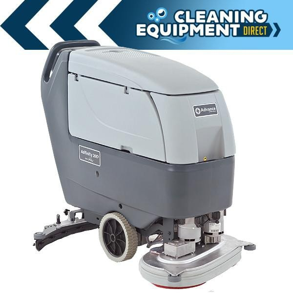 Advance Adfinity 24D Walk Behind Scrubber
