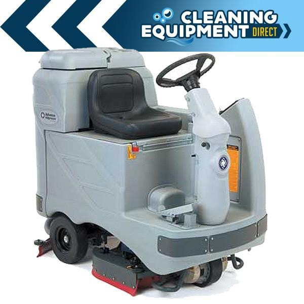 Advance Adgressor 2820 Rider Floor Scrubber