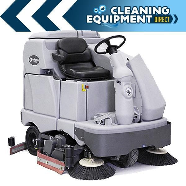 Advance Condor XL LP X62 Rider Scrubber