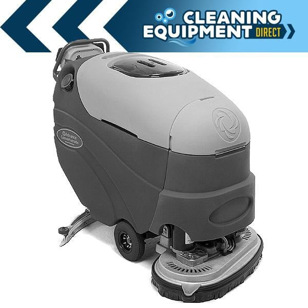 Advance Convertamatic 26D Walk Behind Scrubber
