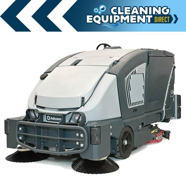 Advance CS7000 Combination Sweeper Scrubber