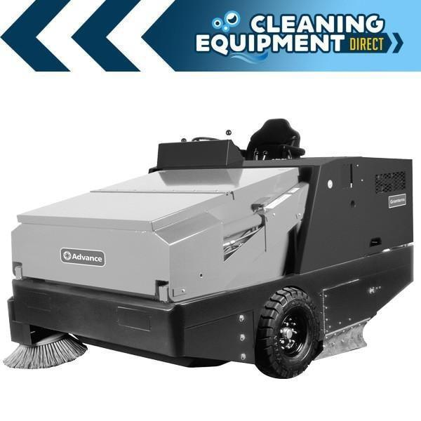 Advance Granterra Sweeper - Cleaning Equipment Direct