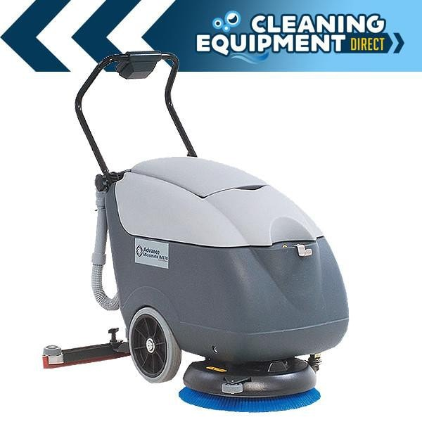Advance Micromatic 17E / 17B Walk Behind Scrubber