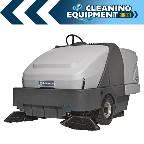 Advance ProTerra Industrial Rider Sweeper