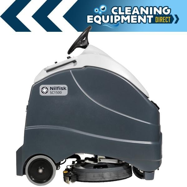 Advance SC1500 Commercial Walk Behind Scrubber