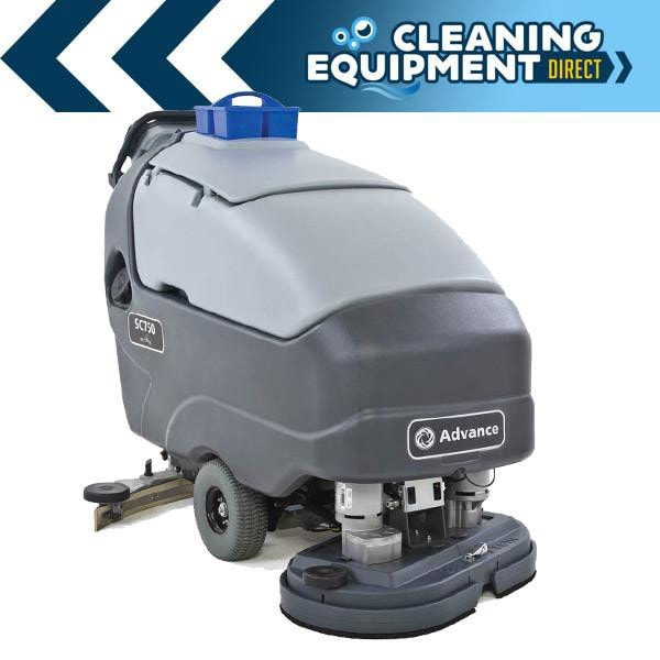 Refurbished Advance SC750 Walk Behind Scrubber