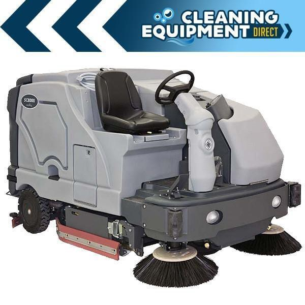 Advance SC8000 Rider Scrubber - Refurbished