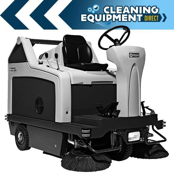 Advance SW4000 Rider Sweeper