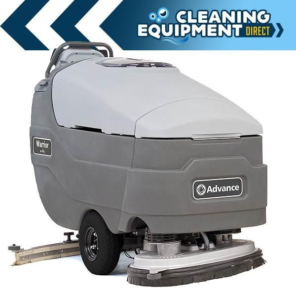 Advance Warrior 28D Walk Behind Scrubber