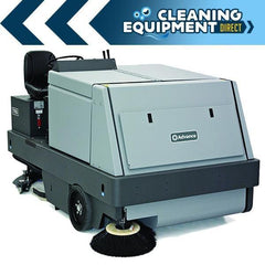Clarke American Lincoln 7765D Diesel Scrubber - Cleaning Equipment Direct