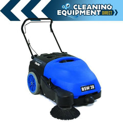 Clarke BSW 28 Battery Powered Walk Behind Sweeper