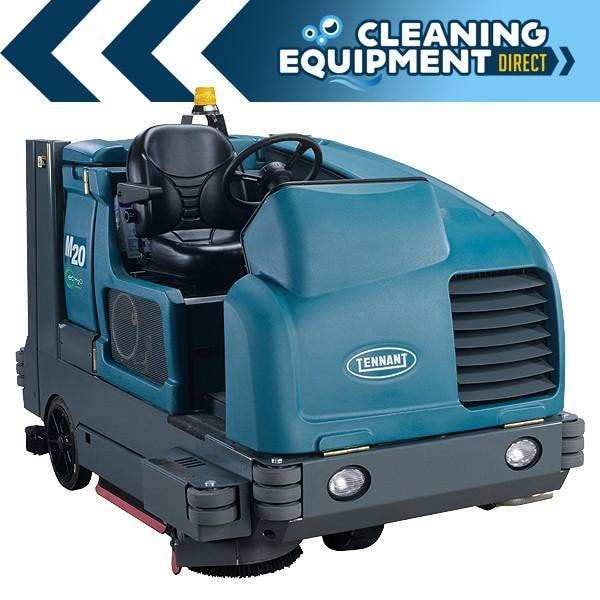 used tennant floor scrubbers and sweepers for sale